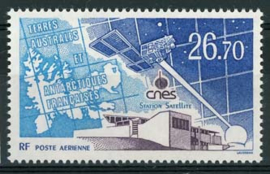 Antarctica Fr., michel 326, xx