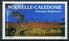 N.Caledonie, michel 961, xx