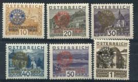 Oostenrijk, michel 518/23, xx