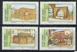 Turks Cyprus, michel 305/08, xx