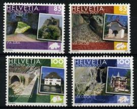 Zwitserland, michel 2007/10,xx