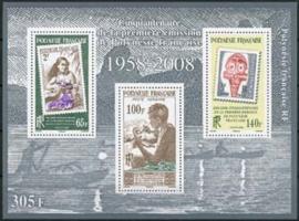 Polynesie, michel blok 34, xx