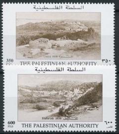 Palestina, michel 72/73, xx