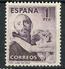 Spanje, michel 973, xx