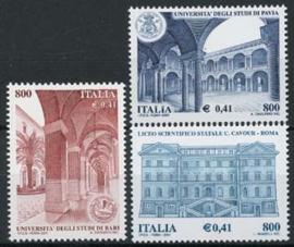Italie, michel 2788/90, xx