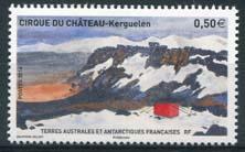 Antarctica Fr., chateau , xx