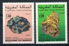 Marokko, michel 1127/28,. xx