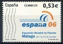 Spanje, michel 4072, xx