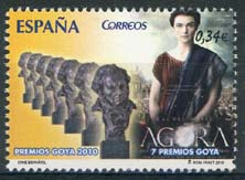 Spanje, michel 4495, xx