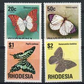 Rhodesie, michel 150+ 152/54, xx