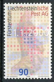 Liechtenstein, michel 1226, xx