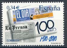 Spanje, michel 4551, xx