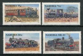 Namibie, michel 780/83, xx