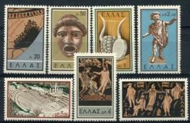 Griekenland, michel 706/12, xx