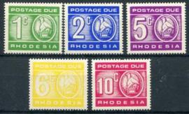 Rhodesie, michel P 11/15, xx