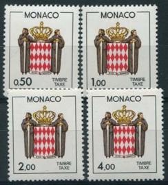 Monaco, michel p 87/90, xx