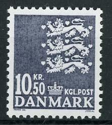 Denemarken, michel 1298, xx