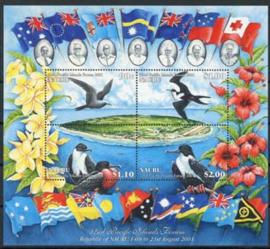 Nauru, michel blok 30,xx