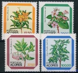 Azoren, michel 358/61 , xx