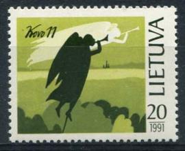 Litouen, michel 471 , xx
