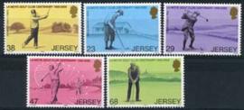 Jersey , michel 1023/27 , xx