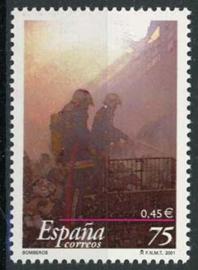 Spanje, michel 3610, xx