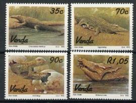 Venda, michel 246/49, xx