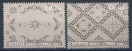 Cyprus, michel 1206/07, xx