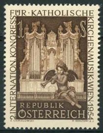Oostenrijk, michel 1008, xx