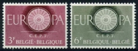 Belgie, obp 1150/51,xx