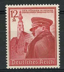 Duitse Rijk, michel 691, xx