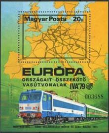 Hongarije, michel blok 137 A, xx