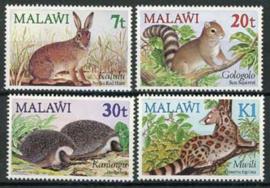 Malawi, michel 424/27, xx