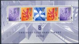 Schotland, michel blok 1 , xx