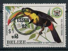Belize, michel 632, xx