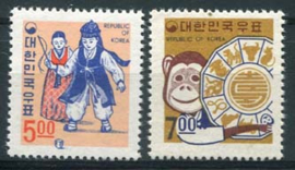 Korea Z., michel 599/00, xx