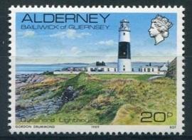 Alderney, michel 42, xx