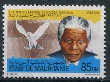Mauretanie, michel 978, xx