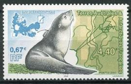 Antarctica Fr., michel 425 , xx