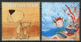 Faroer, michel 698/99, xx