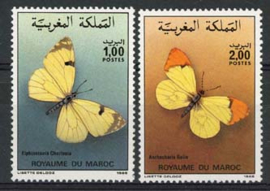 Marokko, michel 1104/05, xx
