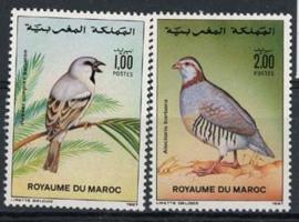 Marokko, michel 1131/32, xx
