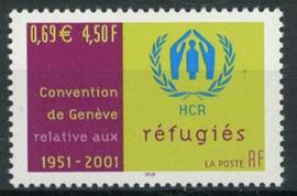 Frankrijk, michel 3556, xx