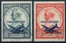 Monaco, michel 315/16, o
