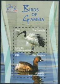 Gambia, michel blok  783, xx