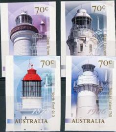 Australie, michel 4327/30 II , xx