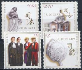 Hong Kong, michel 1504/07, xx