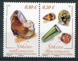 Antarctica Fr., mineralen 2016, xx