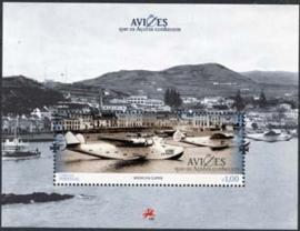 Azoren , 14/02s , (2stuks) , xx