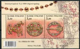 Finland, michel bl. 21, xx